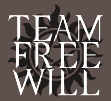 Team Free Will by EmilyJaneC