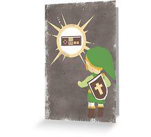 Legendary NES Greeting Card