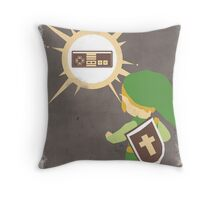 Legendary NES Throw Pillow