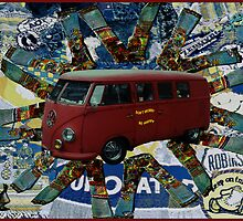 1959 VW BUS  by Spiritinme