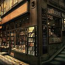 Paris Bookshop by Louise Fahy