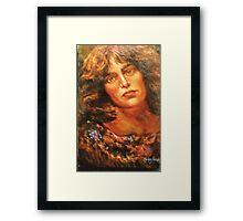 Roberta Sari Kaplan Framed Print