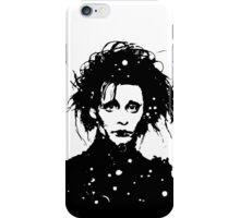 Edward Scissorhands - Tee and iPhone case iPhone Case/Skin