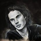 Portrait of Taylor Kitsch by demoninblue