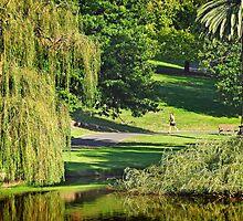 Coburg Lake by Darren Stones