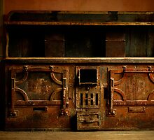 Old Stove by Miles Glynn