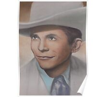 Hank pastel no. 2 Poster