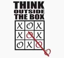 Think Outside The Box by Simon Mason