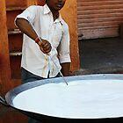 Warm milk anyone? Jaipur, India by fionapine
