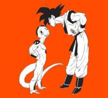 Goku & Frieza Kids Clothes