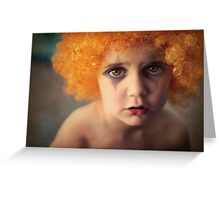 Don't worry... things will look better tomorrow. Greeting Card