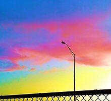 Western Sky over Miami by dez7