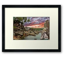 2305-The Gift of More Time Framed Print