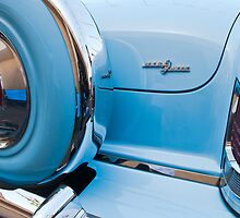 1954 Mercury Monterey Merco Matic Spare Tire by Jill Reger
