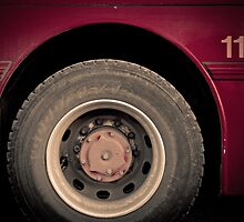 1116 Street tire by donato radatti