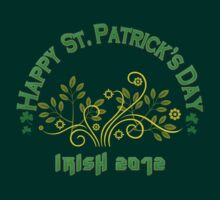 Happy St. Patrick's Day by pharostores