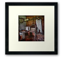 The Laundry ~ Monte Cristo, Junee NSW Framed Print