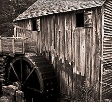 Cable Mill in the Smokies by ©  Paul W. Faust