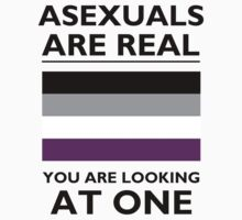 Asexuals are Real by Doctorwhoab