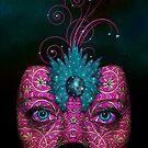 Masked by Elizabeth Burton
