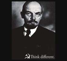 Piece a Week #17: Think Different (Lenin) by Chris Carruthers