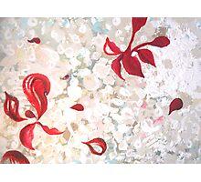 Dreamland Flowers Photographic Print