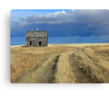 Off the Beaten Trail Canvas Print