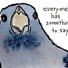 Blackbird Words by dosankodebbie