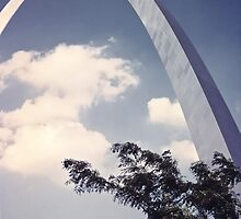 Gateway Arch, St. Louis, Missouri, 1982 by Dwaynep2010