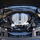 2011 BMW 550GT Engine by sl02ggp