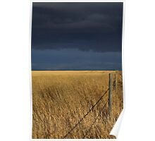 Prairie Storm Poster