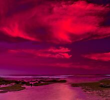 """""""Candy Floss Sunset"""" by Phil Thomson IPA"""