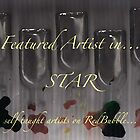 Temp...Star Group banner for featured artist..  by linmarie