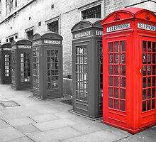 London Classics  by fernblacker