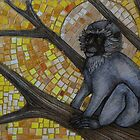 The Monkey Seeks Enlightenment by Lynnette Shelley