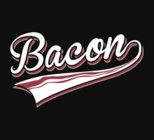 Bacon Strip Swoosh by designbytimm