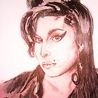 Amy Winehouse by buddybetsy