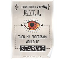 If Looks Could Really Kill... Poster