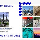 "BANNER TOP TEN "" A LOVE OF BOATS GROUP"" by Guendalyn"