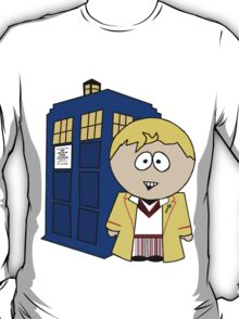 5th Doctor T-Shirt