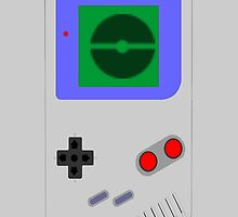 Game Boy Poke Ball by Namueh