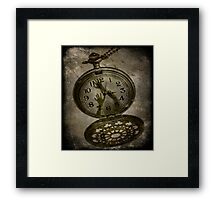 Prisoner of time Framed Print