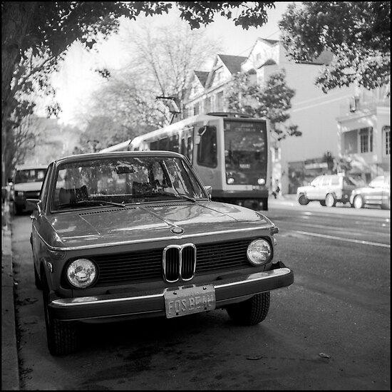 BMW / MUNI by Patrick T. Power