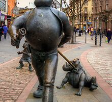 Desperate Dan by Tom Gomez