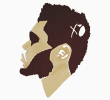 the Weeknd silhouette by swagdesigns