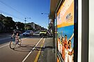 Sydney Road in Brunswick by Darren Stones