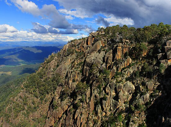 Mt Buffalo 5 by Charles Kosina