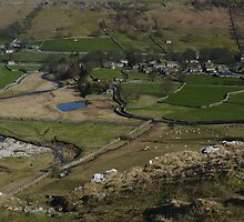 Arncliffe in Littondale by Kat Simmons