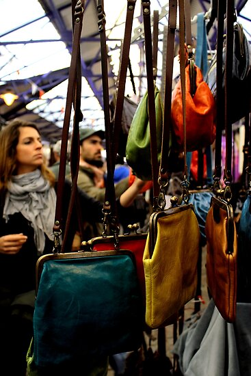 Greenwich Market - Handbags by rsangsterkelly
