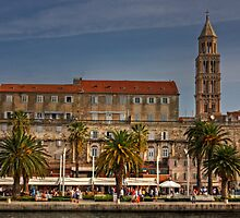 Diocletian's Palace by Tom Gomez